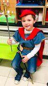 Carnavalspak ( prins van Sneeuwwitje)