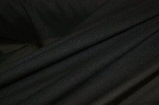 Charmeuse zwart (rekbare vlieseline)*k