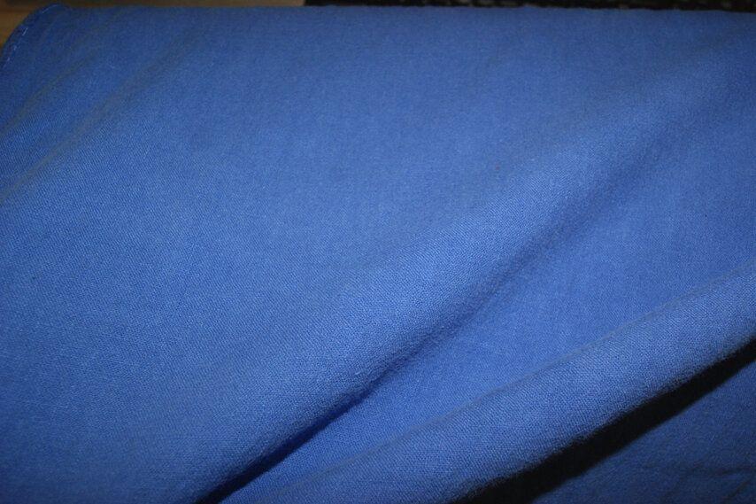 NB 2155-5 Gewaschenes Leinen kobaltblau? Der Stoffladen hat viele ...